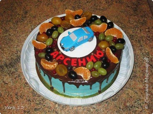 Привет, Страна! Накопились тортики, давно не выкладывала. Приглашаю в гости) Приятного просмотра) Очень много стали заказывать с фруктами. фото 18