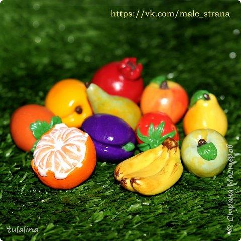 В моей маленькой стране появились фрукты! Этакий ответ осенней хандре!! фото 1