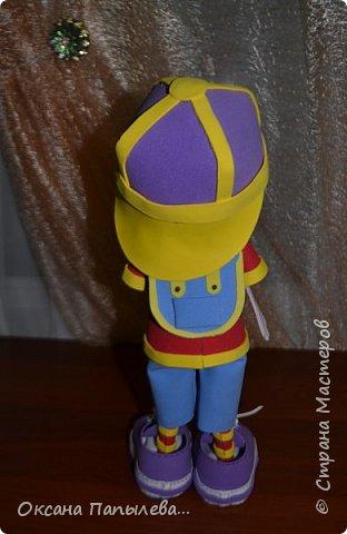 Куклы из фоамирана фото 3