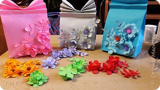 Упаковки для подарочков моим друзьям- учителям. фото 4