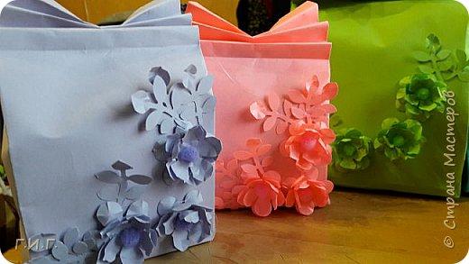 Упаковки для подарочков моим друзьям- учителям. фото 5