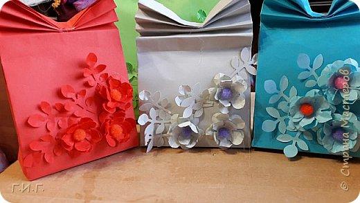 Упаковки для подарочков моим друзьям- учителям. фото 6