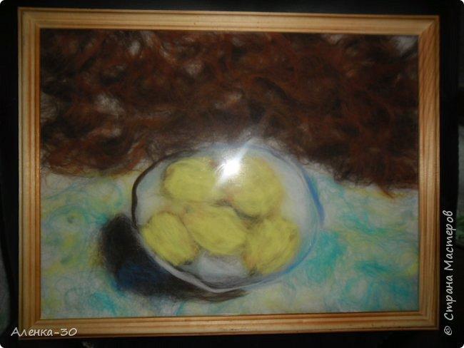 """Натюрморт """"Лимоны"""" фото 1"""