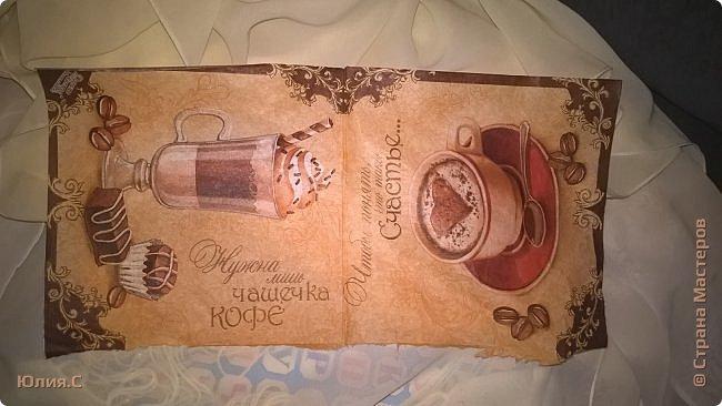 Здравствуйте, соседи! Позвольте показать вам мою баночку для кофе. Делалась в подарок на день рождения коллеге. фото 6