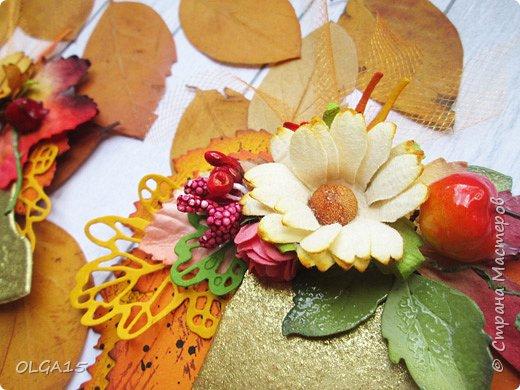 Добрый вечер! Ко  Дню учителя сделала еще несколько  маленьких открыток- комплиментов для коллег. Использовала вырубку, цветы, ягодки. фото 9