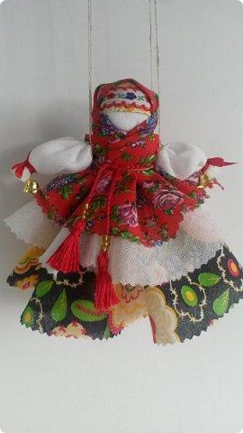 Куколки Колокольчики несут хорошие вести.  Делаются легко. Дарят хорошее настроение. Вдохновляют на творчество!))) фото 2
