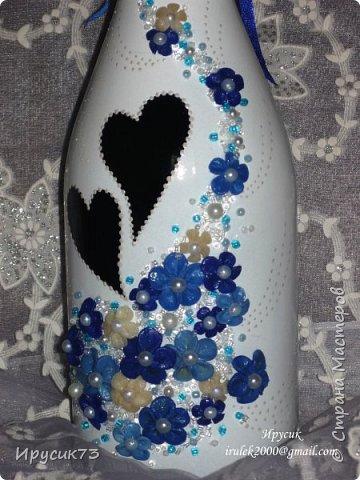 Бутылка на свадьбу № 6 фото 3