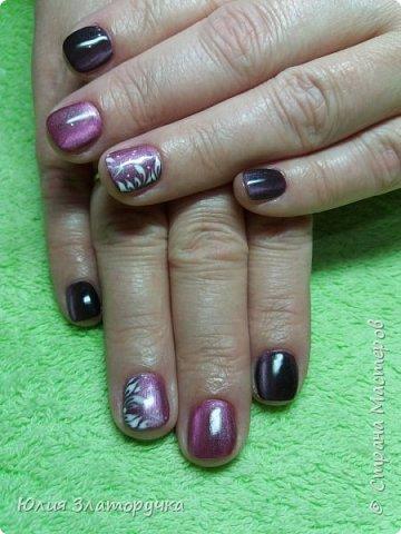Снова ногти фото 3