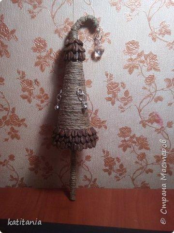 Добрый день! Вот этот чудный снеговик http://stranamasterov.ru/node/676242 меня вдохновил на свою собственную поделку для садика. Спасибо автору http://stranamasterov.ru/user/57421. А вот что получилось у меня.. Строго не судите это моя первая поделка   фото 5