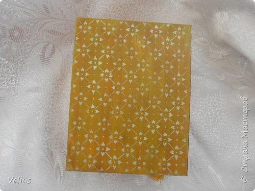 Ко дню учителя сотворила шкатулочку! Подарила...используется по назначению - под милые, добрые, ценные и не очень украшения... фото 5