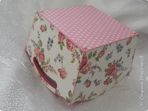 Ко дню учителя сотворила шкатулочку! Подарила...используется по назначению - под милые, добрые, ценные и не очень украшения... фото 12