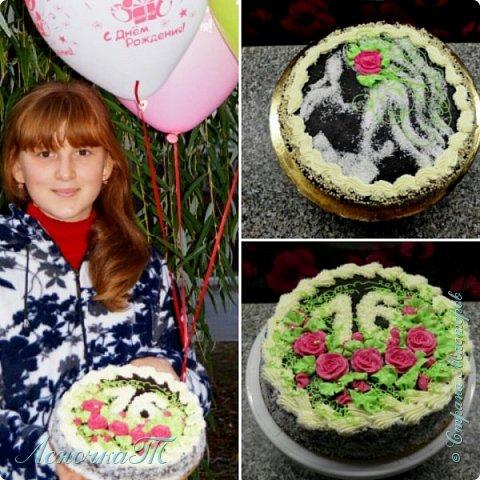 Тортики бывают разные... фото 2