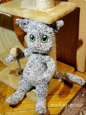Котенок амигуруми фото 2