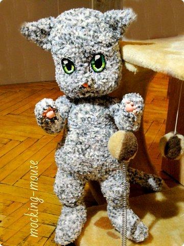 Котенок амигуруми фото 1