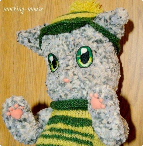 Котенок амигуруми фото 3