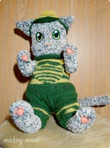 Котенок амигуруми фото 4