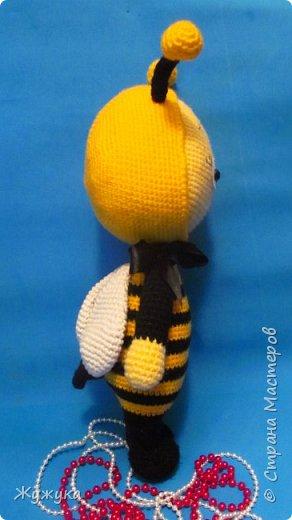 Пчелка связана по описанию Havva Designs фото 3