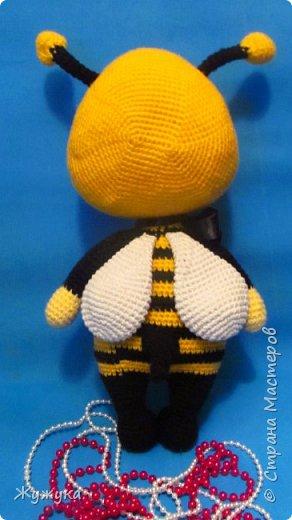 Пчелка связана по описанию Havva Designs фото 2