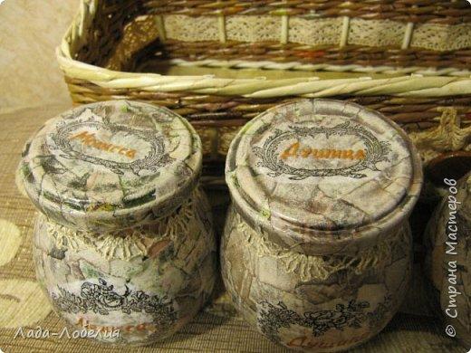 Пришла идея подарка - сделать набор душистых трав для чая. Травки свои, насушенные с лета. Вот что получилось. фото 8