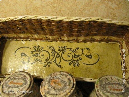 Пришла идея подарка - сделать набор душистых трав для чая. Травки свои, насушенные с лета. Вот что получилось. фото 4