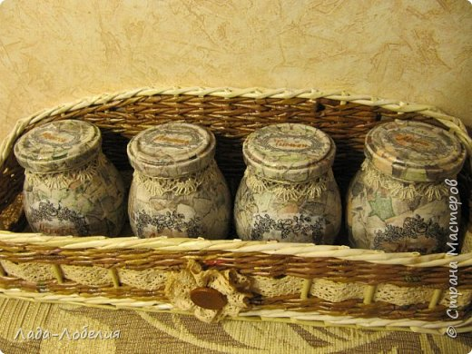Пришла идея подарка - сделать набор душистых трав для чая. Травки свои, насушенные с лета. Вот что получилось. фото 10