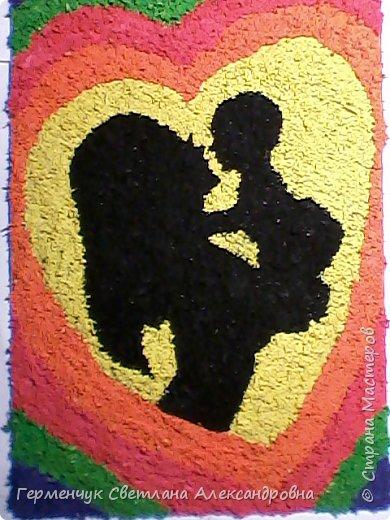 Свою работу посвящаю всем Мамам  на Земле. С днем Матери Вас, милые, родные,дорогие,любимые!  Людмила Бойцова  посвятила красивые трогательные стихи   Маме  с пожеланиями для детей! фото 11