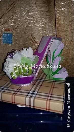 букеты из конфет. упаковка подарка фото 3