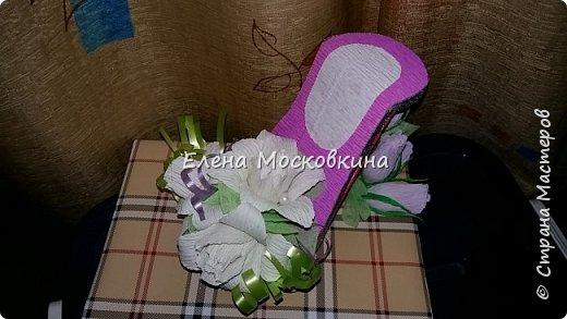 букеты из конфет. упаковка подарка фото 4