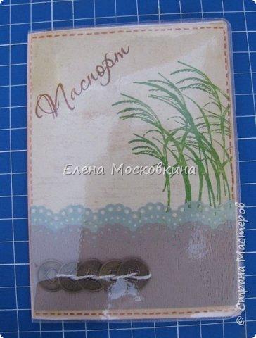 обложки на паспорт фото 2