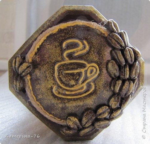Всем доброго времени суток! Хочу показать Вам очередную африканскую баночку для кофе. Делала её для своей любимой свекрови. Вот смотрите что получилось... фото 4