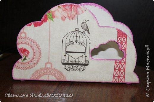 Рамочки для фото - салфетка, краски, лак фото 8
