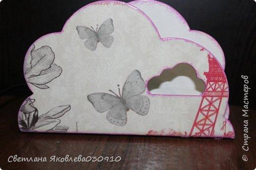 Рамочки для фото - салфетка, краски, лак фото 9