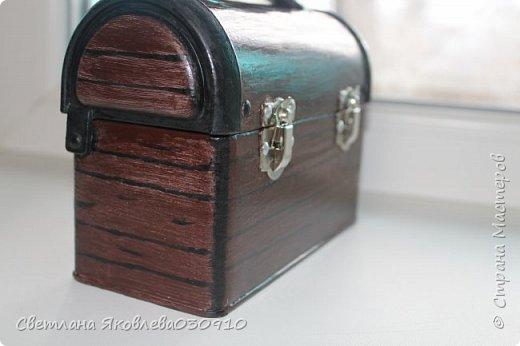 Рамочки для фото - салфетка, краски, лак фото 13