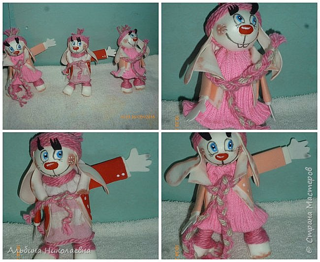 Здравствуйте дорогие мастера и мастерицы!Работы , все выполнены по мастер классу удивительной кукольницы из северной столицы Евгении Романовой. Сейчас много кукольниц, создающих своих куколок из фоамирана, но стиль, лица ее кукол, святящихся от улыбок, не спутаешь не с одним мастером, даже если они выполнены другим мастером, т.е . повторены, как сделала это я. Мои куклы-повторюшки я не боюсь об этом говорить, и всегда указывала и указываю мастера, чьими идеями я вдохновилась. Для чего это я пишу, дело в том, что сейчас многие использует ее мк для создания кукол, тех же петушков, но некоторые просто забывают указать чьи идеи они скопировали, что это означает, - просто присваивание чужих идей, и выдача их как своих. Однако, насколько мне известно право на авторство еще никто не отменял, я вновь призываю мастериц, давайте уважать друг друга, воспользовались чужой идеей, будите добры хоть укажите имя мастера, даже если он не проживает в стране, даже если вы купили его мастер класс.  Этого ангелочка, я сделала по мк Евгении Романовой, как и остальных куколок, увидела ее ангелочка-брошь на георгиевской ленточке, подумала а что если не брошь, а маленького ангелочка, получилось то что вы видите, одариваемому понравилось, как вам не знаю, напишите узнаем фото 3