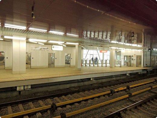 198-я станция Московского метрополитена наземного типа на открытом участке Замоскворецкой линии, между станциями «Автозаводская» и «Коломенская». Расположена на «полуострове» к западу от Нагатинской поймы в Даниловском районе. фото 4