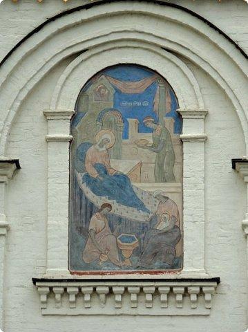 Москва. Церковь Рождества Пресвятой Богородицы в Старом Симонове. фото 5
