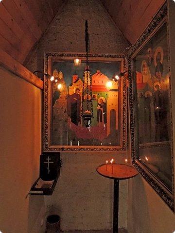 Москва. Церковь Рождества Пресвятой Богородицы в Старом Симонове. фото 9