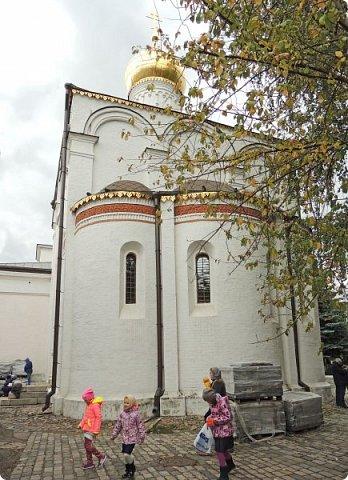 Москва. Церковь Рождества Пресвятой Богородицы в Старом Симонове. фото 13