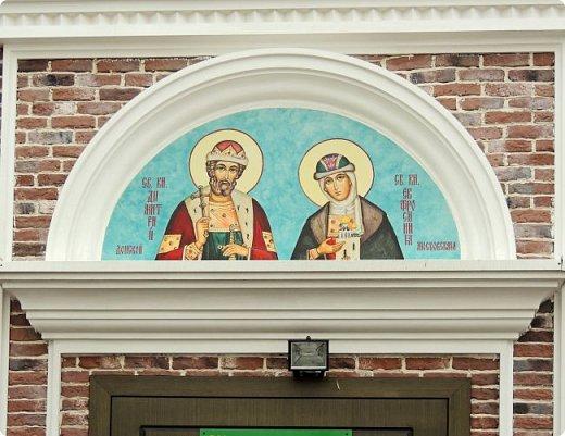 Москва. Церковь Рождества Пресвятой Богородицы в Старом Симонове. фото 7