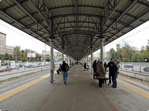 МЦК Угрешская станция метро Угрешская фото 9