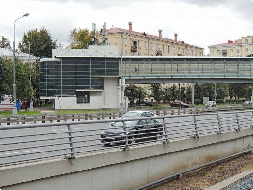 МЦК Угрешская станция метро Угрешская фото 10