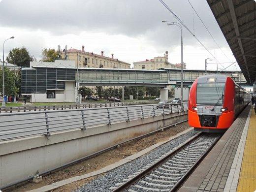 МЦК Угрешская станция метро Угрешская фото 11