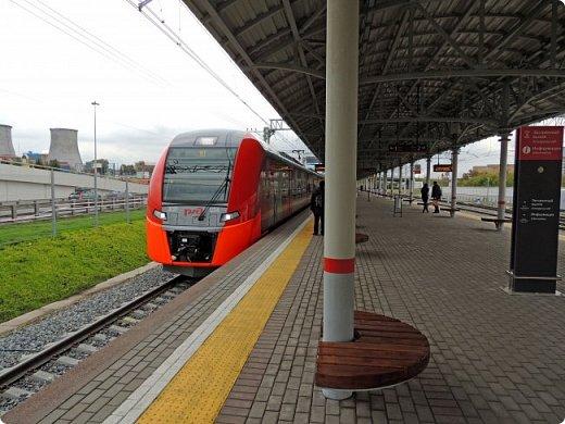 МЦК Угрешская станция метро Угрешская фото 3