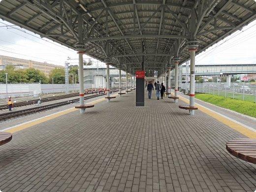 МЦК Угрешская станция метро Угрешская фото 5