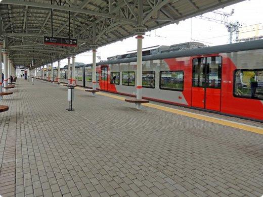 МЦК Угрешская станция метро Угрешская фото 4