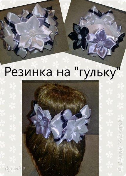 """Повязочки на """"гульку"""" для маленьких модниц. фото 4"""