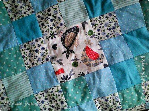 вот оно, мое одеялко для младшего сыночка фото 1
