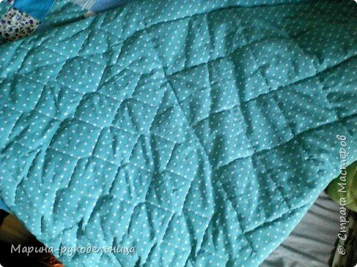вот оно, мое одеялко для младшего сыночка фото 3