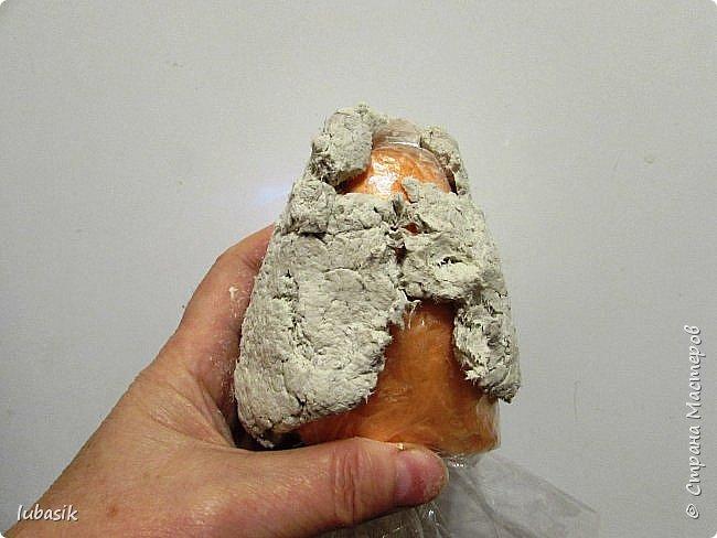 Здравствуйте, мои дорогие и любимые соседи по Стране! Когда я выложила своих петушков, многие заинтересовались процессом создания, поэтому решила подготовить МК. Таким образом родился новый Петя - Петушок . Пыталась имитировать керамику. фото 4
