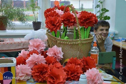 С небольшим опозданием))))) поздравляем всех....со всеми праздниками!!!! События, которые вы увидите в этом фоторепортаже, происходили накануне Дня Учителя!  фото 1